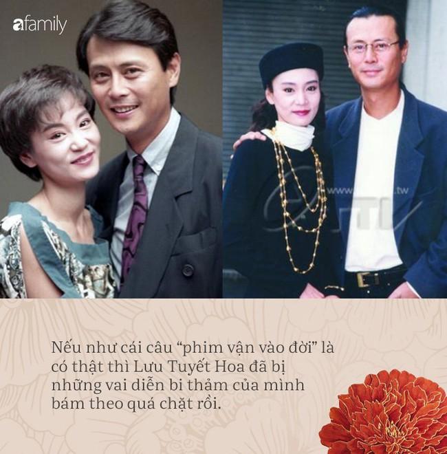 Lưu Tuyết Hoa: Phim vận vào đời khi bị chồng đầu phản bội, chồng thứ hai đột tử nên mang tiếng là kẻ giết chồng - Ảnh 4.
