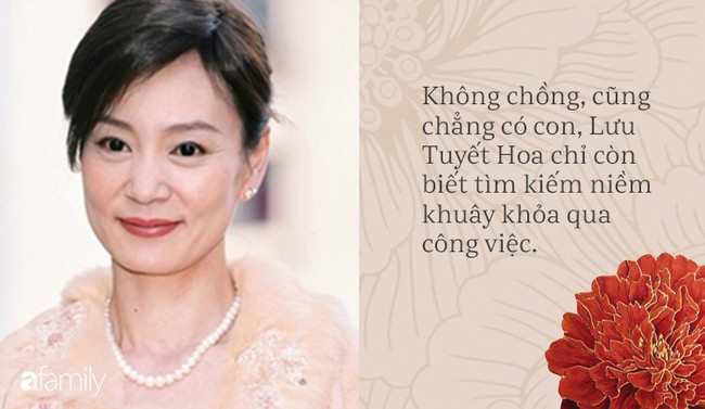 Lưu Tuyết Hoa: Phim vận vào đời khi bị chồng đầu phản bội, chồng thứ hai đột tử nên mang tiếng là kẻ giết chồng - Ảnh 7.