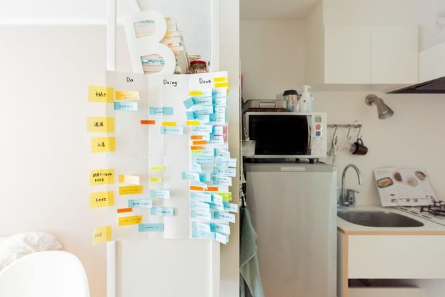 Sống một mình, căn hộ của cô gái Nhật Bản được sắp xếp ấn tượng khiến ai cũng muốn học tập - Ảnh 14.