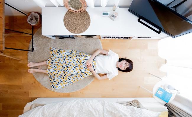 Sống một mình, căn hộ của cô gái Nhật Bản được sắp xếp ấn tượng khiến ai cũng muốn học tập - Ảnh 1.