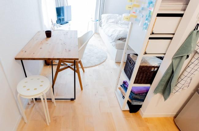 Sống một mình, căn hộ của cô gái Nhật Bản được sắp xếp ấn tượng khiến ai cũng muốn học tập - Ảnh 5.