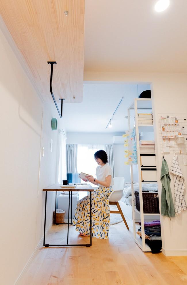 Sống một mình, căn hộ của cô gái Nhật Bản được sắp xếp ấn tượng khiến ai cũng muốn học tập - Ảnh 7.