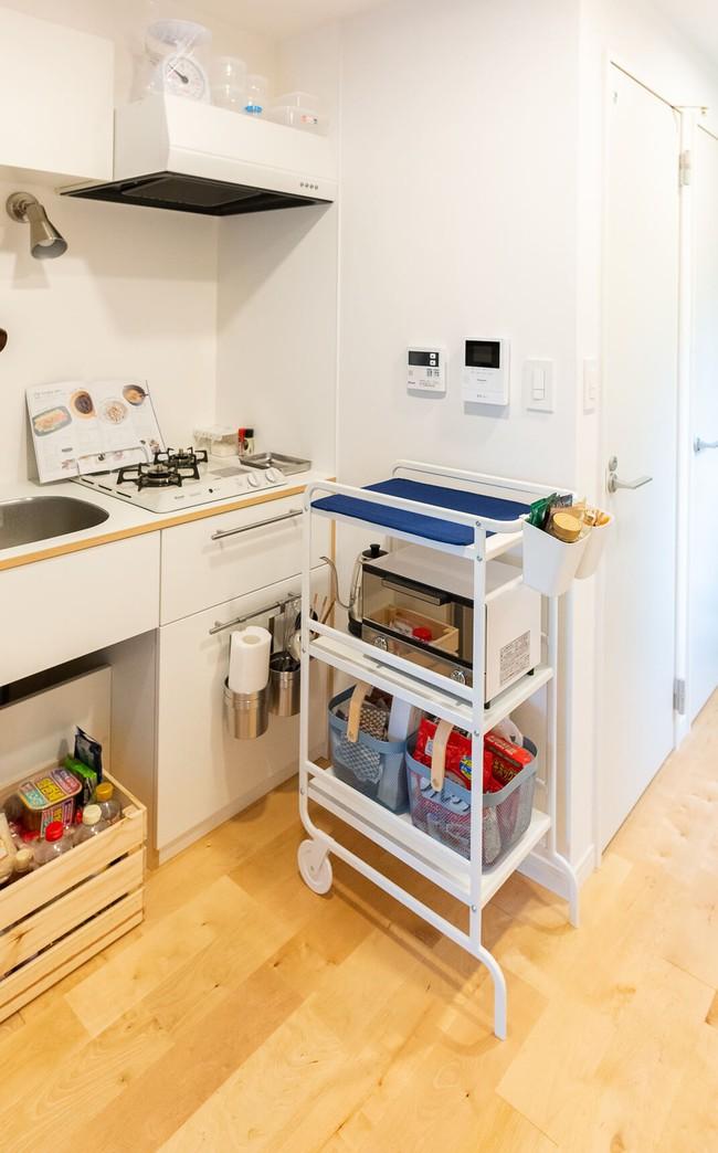 Sống một mình, căn hộ của cô gái Nhật Bản được sắp xếp ấn tượng khiến ai cũng muốn học tập - Ảnh 9.