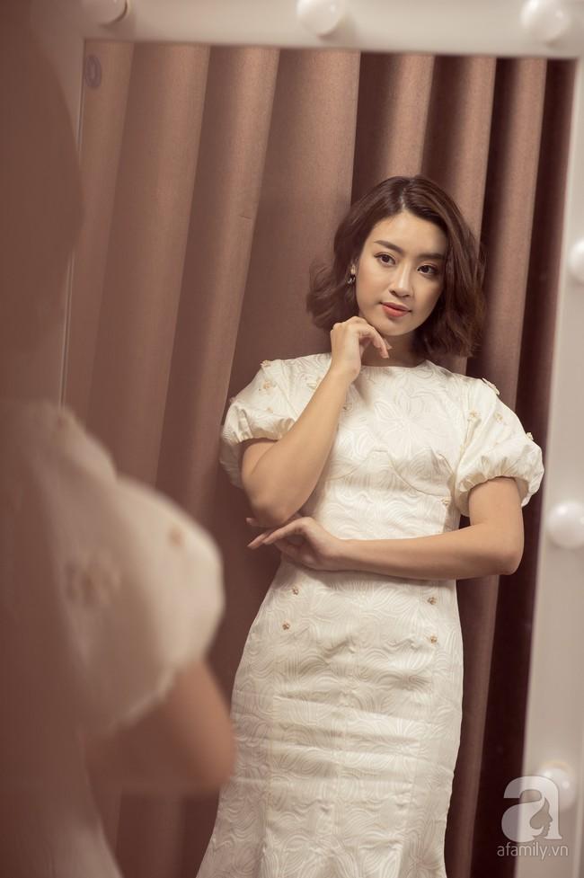 HH Đỗ Mỹ Linh: Kể từ khi thành Hoa hậu, gu đàn ông của tôi đã thay đổi - Ảnh 4.