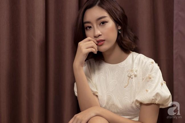 Hoa hậu Đỗ Mỹ Linh: Bùi Tiến Dũng không phải gu của tôi - Ảnh 2.