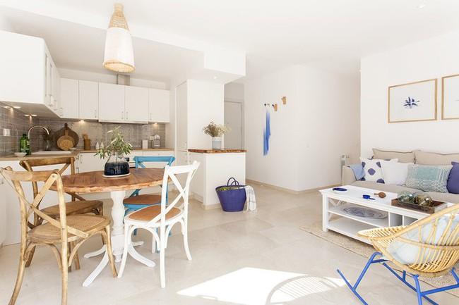 Căn hộ 60m² sở hữu nội thất được đo ni đóng giày siêu đáng yêu  - Ảnh 4.