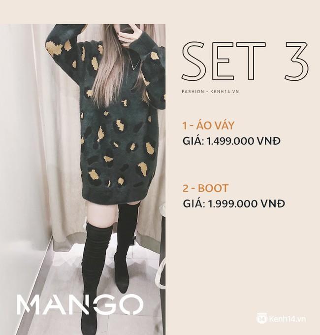 Đến Zara, Mango, Topshop mùa Thu Đông cứ mua boot là hợp lý vì mix đồ kiểu gì cũng thấy trendy - Ảnh 3.