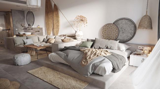 Biến tấu phòng ngủ theo những kiểu trang trí mới mẻ này, bạn sẽ thấy những giấc mơ thanh xuân như ùa về - Ảnh 1.