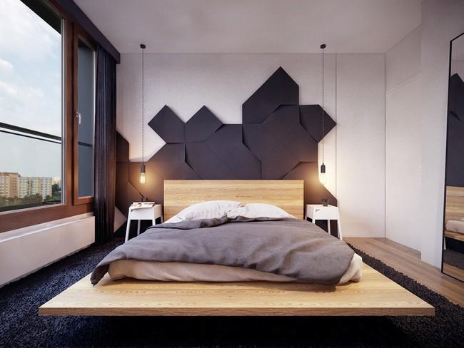 Biến tấu phòng ngủ theo những kiểu trang trí mới mẻ này, bạn sẽ thấy những giấc mơ thanh xuân như ùa về - Ảnh 12.