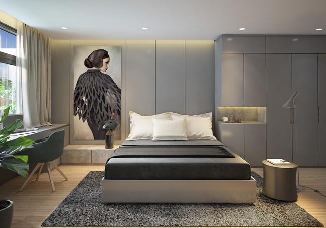 Biến tấu phòng ngủ theo những kiểu trang trí mới mẻ này, bạn sẽ thấy những giấc mơ thanh xuân như ùa về - Ảnh 16.