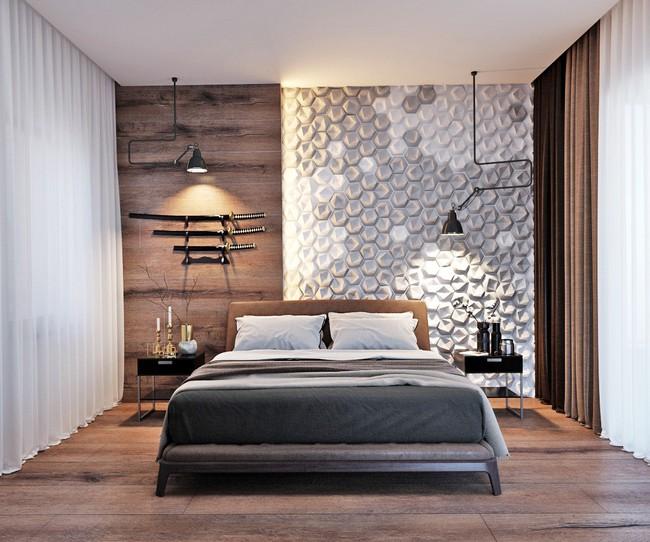 Biến tấu phòng ngủ theo những kiểu trang trí mới mẻ này, bạn sẽ thấy những giấc mơ thanh xuân như ùa về - Ảnh 18.