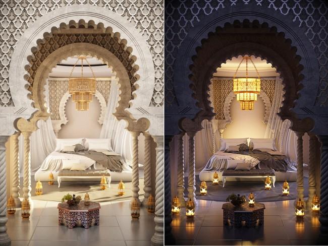 Biến tấu phòng ngủ theo những kiểu trang trí mới mẻ này, bạn sẽ thấy những giấc mơ thanh xuân như ùa về - Ảnh 22.