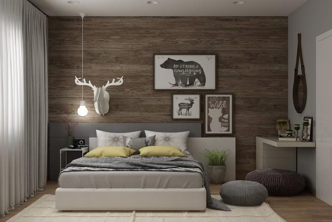 Biến tấu phòng ngủ theo những kiểu trang trí mới mẻ này, bạn sẽ thấy những giấc mơ thanh xuân như ùa về - Ảnh 23.