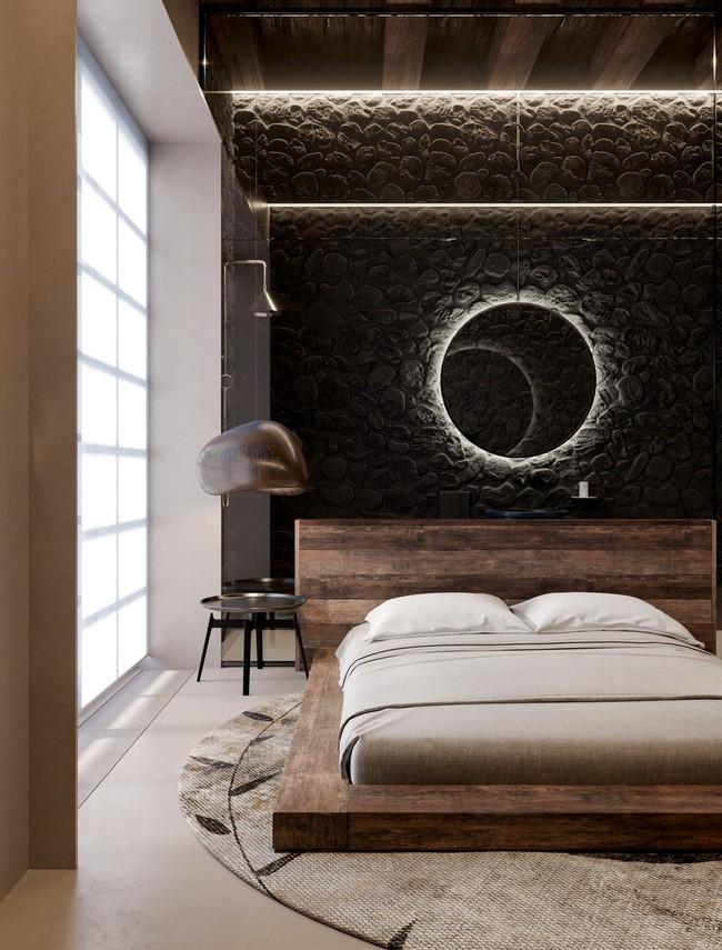 Biến tấu phòng ngủ theo những kiểu trang trí mới mẻ này, bạn sẽ thấy những giấc mơ thanh xuân như ùa về - Ảnh 25.