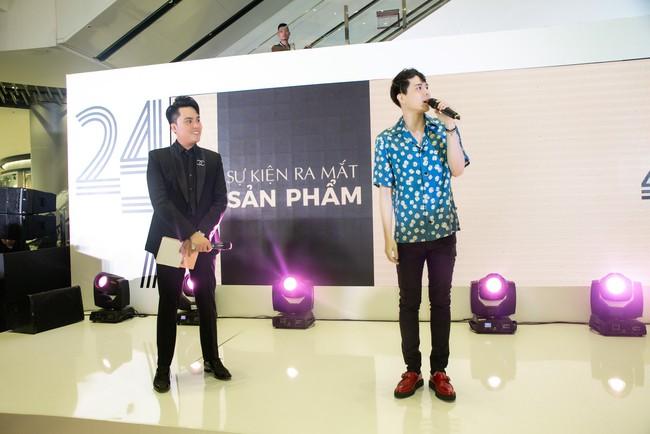 Kim Lý tháp tùng Hồ Ngọc Hà ra mắt thương hiệu làm đẹp tại Hà Nội - Ảnh 10.