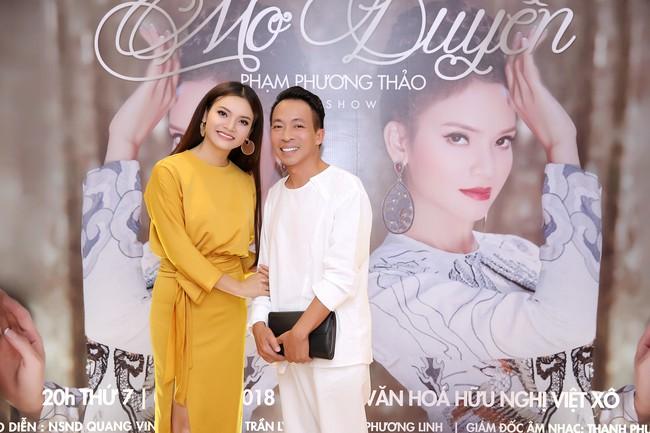 Phạm Phương Thảo: Anh Việt Hoàn bảo tôi là đứa kém cỏi nhất - Ảnh 4.