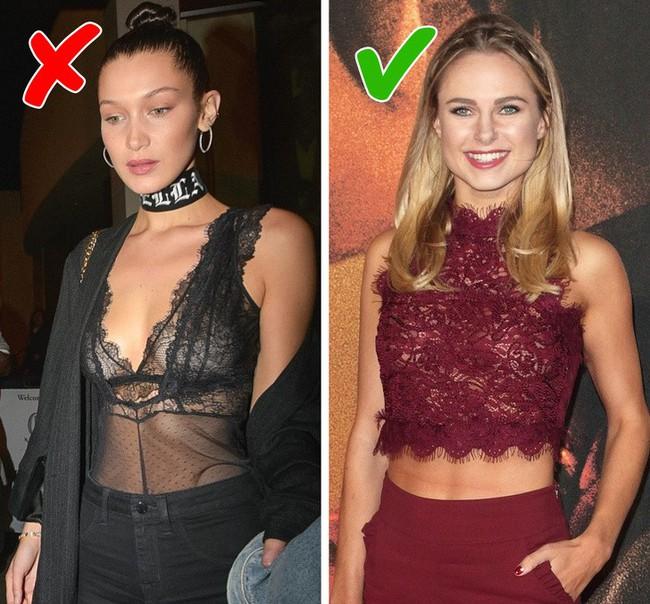 4 lỗi diện nội y nhiều chị em tưởng là sexy nhưng lại có thể khiến họ trở nên kém sang trong mắt người khác - Ảnh 4.