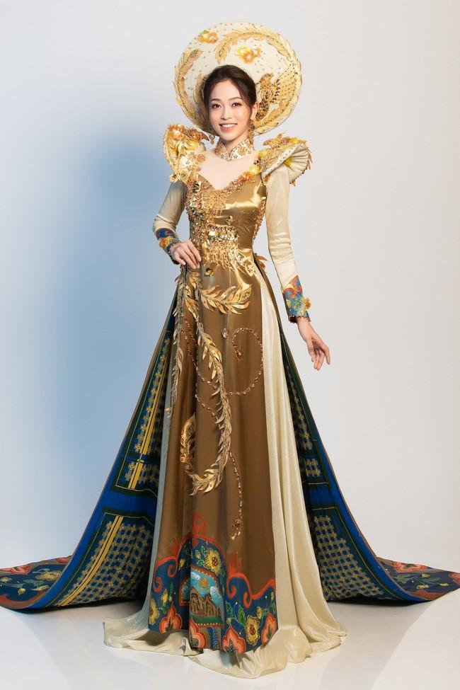 Á hậu Phương Nga bất ngờ khoe vũ khí bí mật để chinh chiến vào phần thi phụ ngày mai tại Miss Grand International - Ảnh 6.