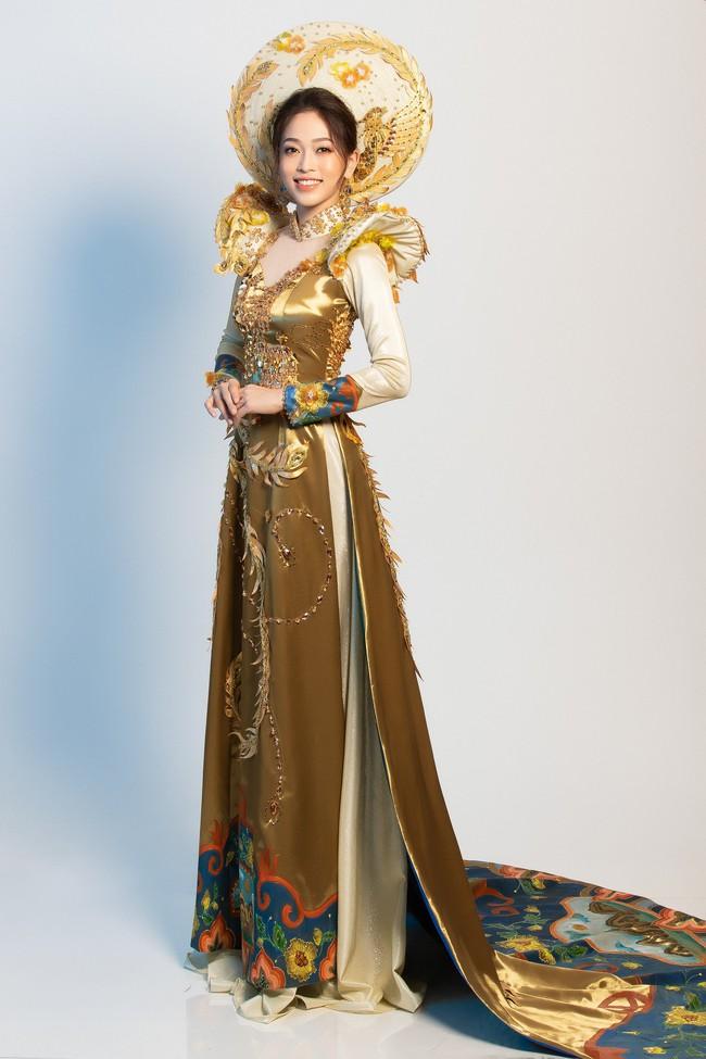 Á hậu Phương Nga bất ngờ khoe vũ khí bí mật để chinh chiến vào phần thi phụ ngày mai tại Miss Grand International - Ảnh 4.