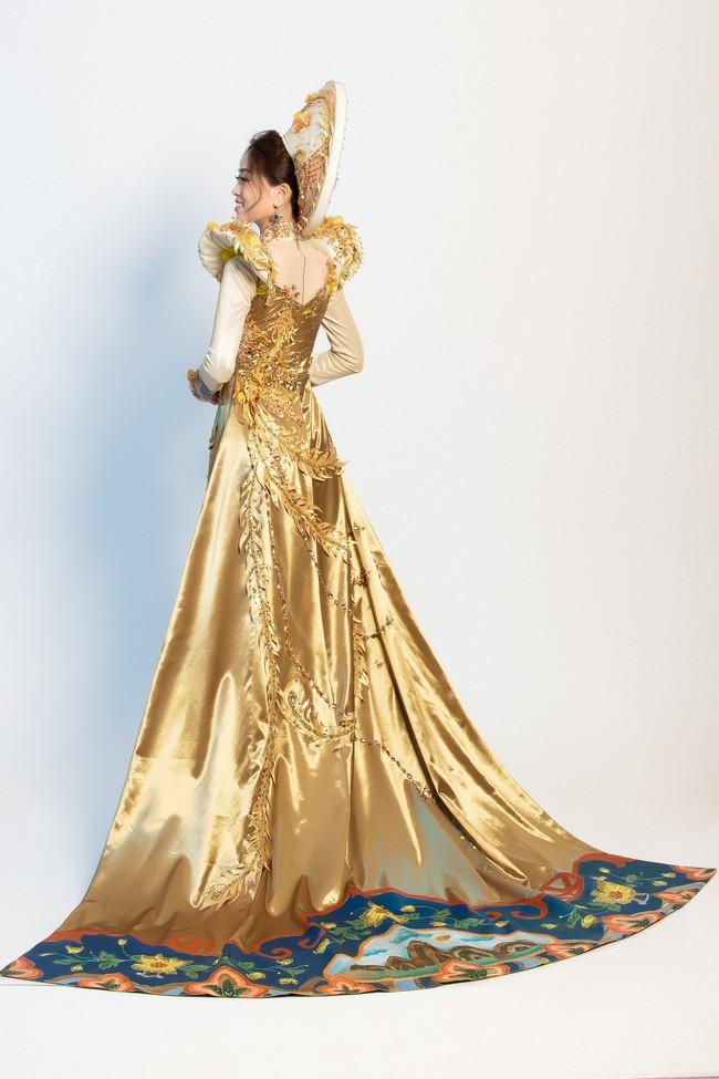 Á hậu Phương Nga bất ngờ khoe vũ khí bí mật để chinh chiến vào phần thi phụ ngày mai tại Miss Grand International - Ảnh 2.