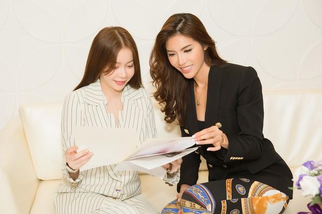Minh Tú tất bật chuẩn bị cho Miss Supranational 2018 - Ảnh 5.