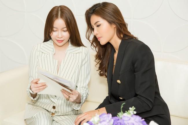 Minh Tú tất bật chuẩn bị cho Miss Supranational 2018 - Ảnh 3.