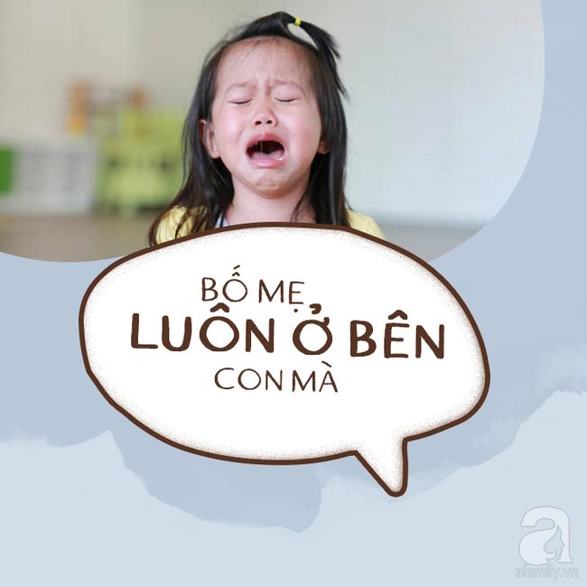 Có 7 câu nói diệu kì giúp trẻ tự nín khóc hiệu quả mà bố mẹ chẳng cần quát mắng, nạt nộ - Ảnh 4.