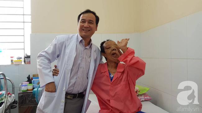 TP.HCM: Nữ dị nhân 10 năm không dám ra đường vì gương mặt vừa chảy vừa nổi cục, méo mó biến dạng khủng khiếp - Ảnh 13.