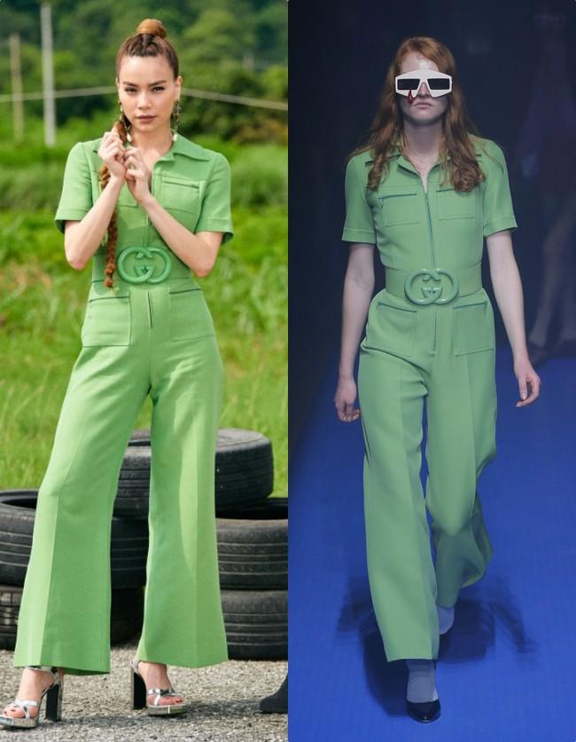 Hồ Ngọc Hà diện set đồ 130 triệu, chiếm sóng màn thử thách các thí sinh tại Asias Next Top Model  - Ảnh 7.