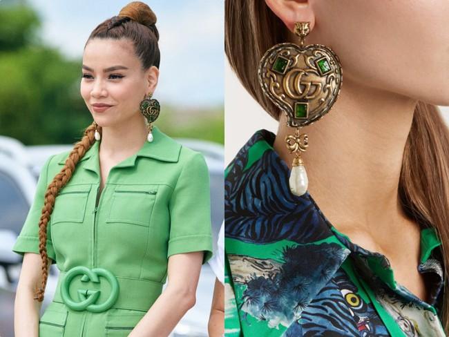Hồ Ngọc Hà diện set đồ 130 triệu, chiếm sóng màn thử thách các thí sinh tại Asias Next Top Model  - Ảnh 8.