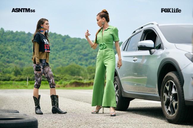 Hà Hồ cực nóng bỏng và thời trang tại Asia's Next Top Model, được khen hết lời khi nhiệt tình thị phạm thí sinh - Ảnh 7.