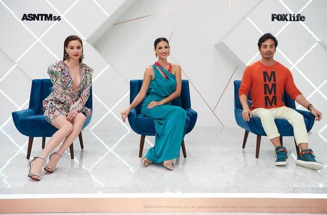 Hồ Ngọc Hà diện set đồ 130 triệu, chiếm sóng màn thử thách các thí sinh tại Asias Next Top Model  - Ảnh 12.