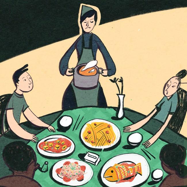 Đã gặp người chồng không ra gì, tôi còn được khuyến mãi thêm một gia đình chồng cay nghiệt nữa - Ảnh 2.