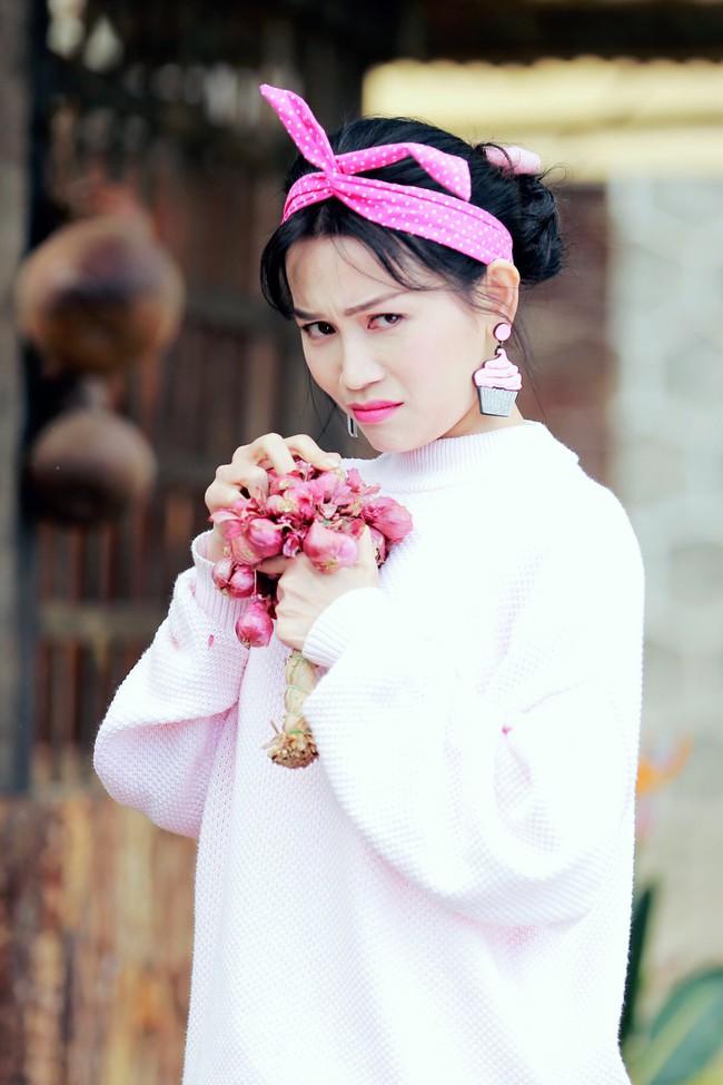 Sĩ Thanh bất ngờ bày tỏ: Song Luân đẹp trai chính là mẫu người lý tưởng của tôi  - Ảnh 1.