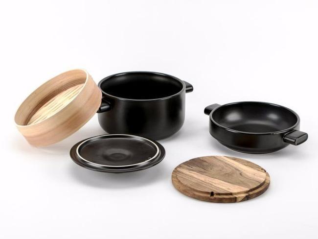 Hấp, luộc, chiên, xào: Tất tật các phương pháp nấu nướng có thể thực hiện trong chiếc nồi gốm đang khiến chị em điên đảo - Ảnh 15.