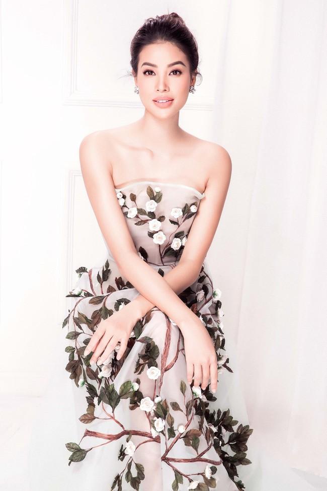 Cuối cùng, Hoa hậu Phạm Hương cũng đã có câu trả lời cho nghi vấn sang Mỹ dưỡng thai  - Ảnh 3.