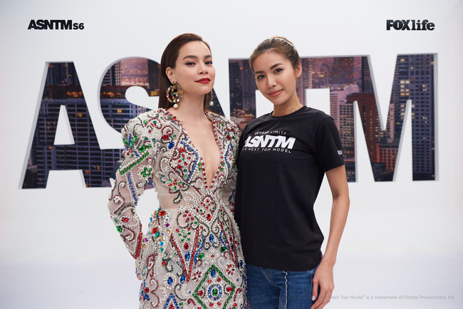 Hồ Ngọc Hà diện set đồ 130 triệu, chiếm sóng màn thử thách các thí sinh tại Asias Next Top Model  - Ảnh 13.
