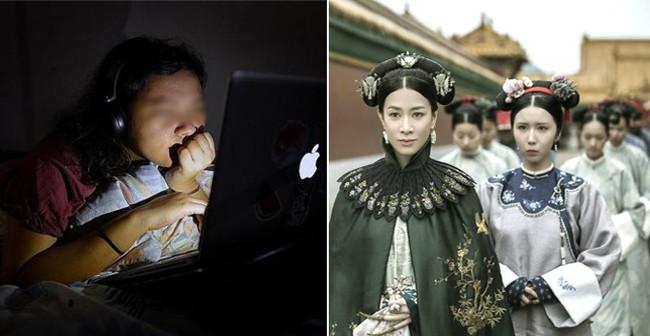 2 cô gái Trung Quốc suýt bị mù mắt vì làm một việc mà giới trẻ hầu như ai cũng làm vào mỗi tối - Ảnh 1.