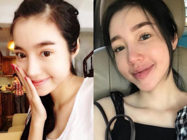 Dù phủ nhận PTTM, nhưng so sánh ảnh ngày trước và hiện tại của Elly Trần sẽ thấy một số điểm nhìn thay đổi hẳn - Ảnh 6.