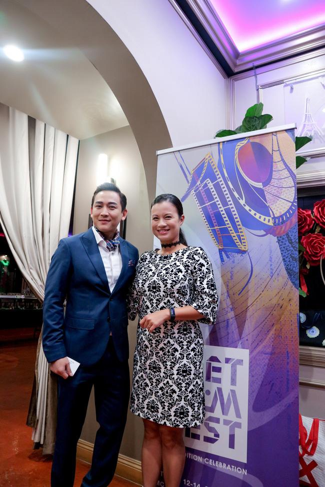 Hứa Vĩ Văn chuẩn nam thần, thu hút sự chú ý trước thềm Viet Film Fest 2018 - Ảnh 3.