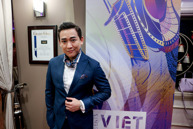 Hứa Vĩ Văn chuẩn nam thần, thu hút sự chú ý trước thềm Viet Film Fest 2018 - Ảnh 2.