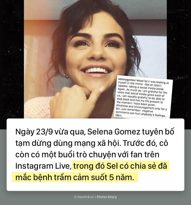 Selena Gomez và hành trình 5 năm chống chọi với căn bệnh lupus ban đỏ kèm di chứng - Ảnh 14.