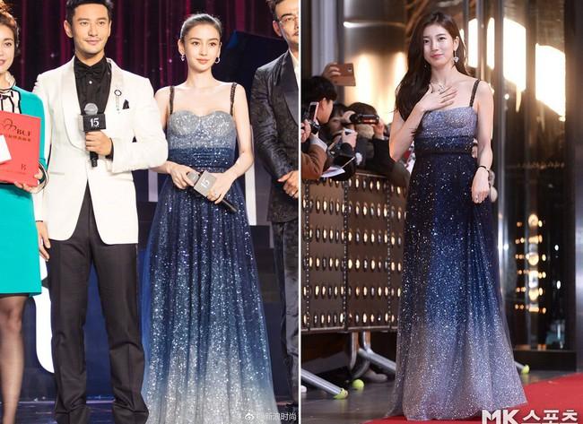 Gầy mặc gì cũng đẹp là có thật: cứ nhìn Angela Baby và Suzy cùng diện một mẫu váy là rõ - Ảnh 10.