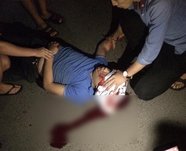 Hà Nội: Cư dân HH Linh Đàm sôi sục sau vụ tai nạn do xuất hiện dây xích chắn ngang đường - Ảnh 1.