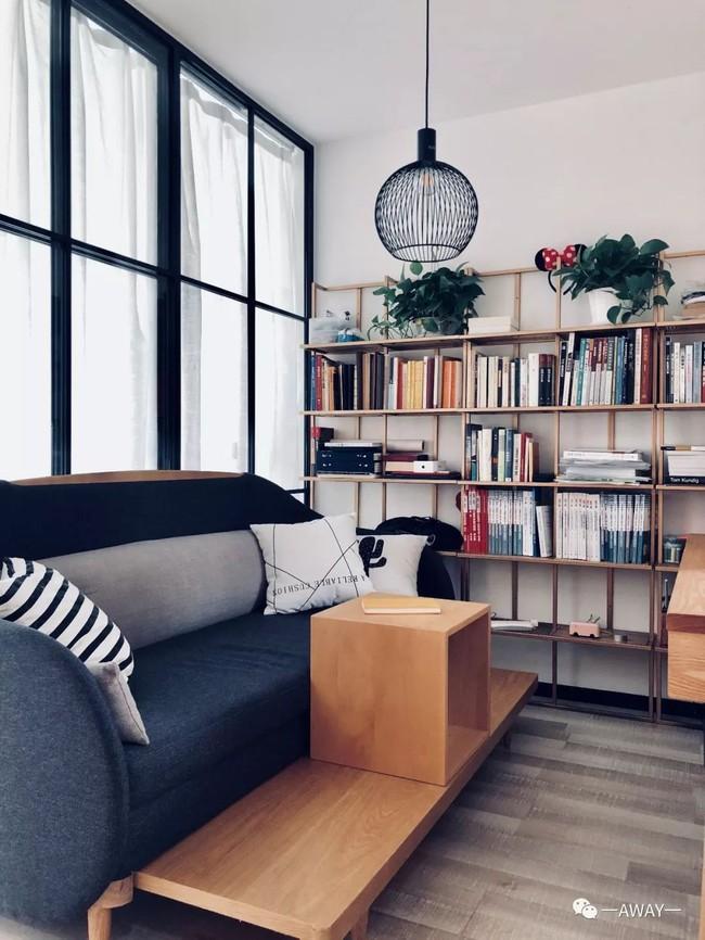 Mất 3 tháng với rất nhiều công sức, căn hộ tập thể 40m² được vợ chồng trẻ lột xác đẹp từng centimet - Ảnh 21.