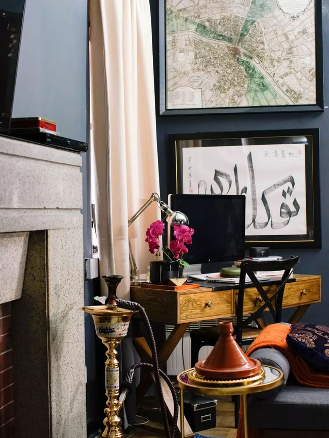 Cuộc sống trong căn hộ đi thuê tuyệt đẹp với hương thơm ngọt ngào của người đàn ông độc thân - Ảnh 8.