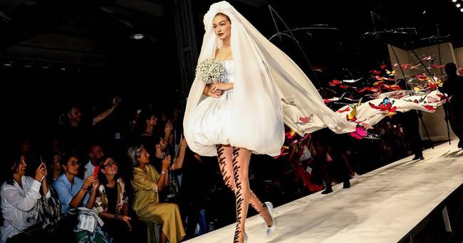 Chưa biết cưới Touliver hay không, chỉ chắc rằng đây là kiểu váy cưới mà Tóc Tiên muốn mặc nếu có ngày trọng đại ấy - Ảnh 2.