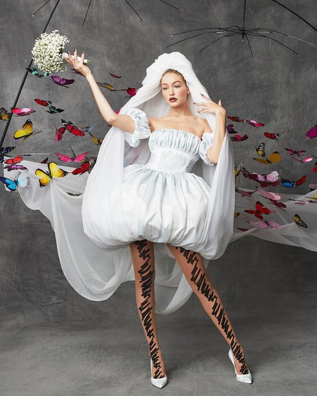 Chưa biết cưới Touliver hay không, chỉ chắc rằng đây là kiểu váy cưới mà Tóc Tiên muốn mặc nếu có ngày trọng đại ấy - Ảnh 4.