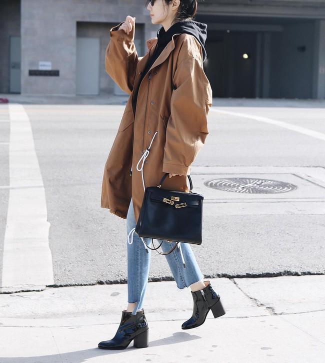 15 gợi ý cho thấy boots thấp cổ là item phải có trong mùa lạnh vì kết hợp kiểu gì cũng đẹp và sang - Ảnh 8.