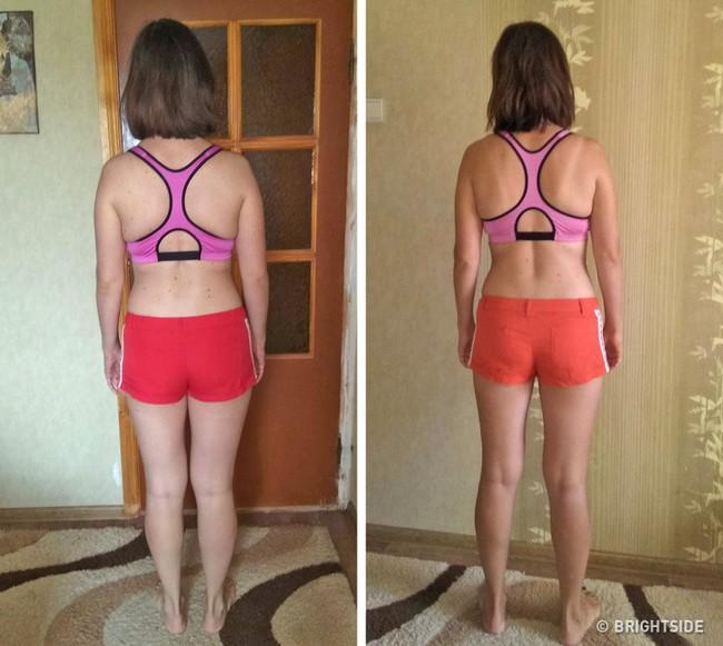 Nếu muốn giảm cân hãy thử theo cách của cô gái này đi: Giảm được 4kg trong 4 tuần lại còn được thêm tiền - Ảnh 4.